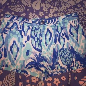 Lilly Pulitzer girls callahan shorts.
